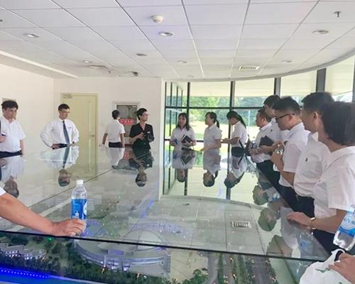 【交流提升】建凯物业赴上海调研学习交流经验携手共进